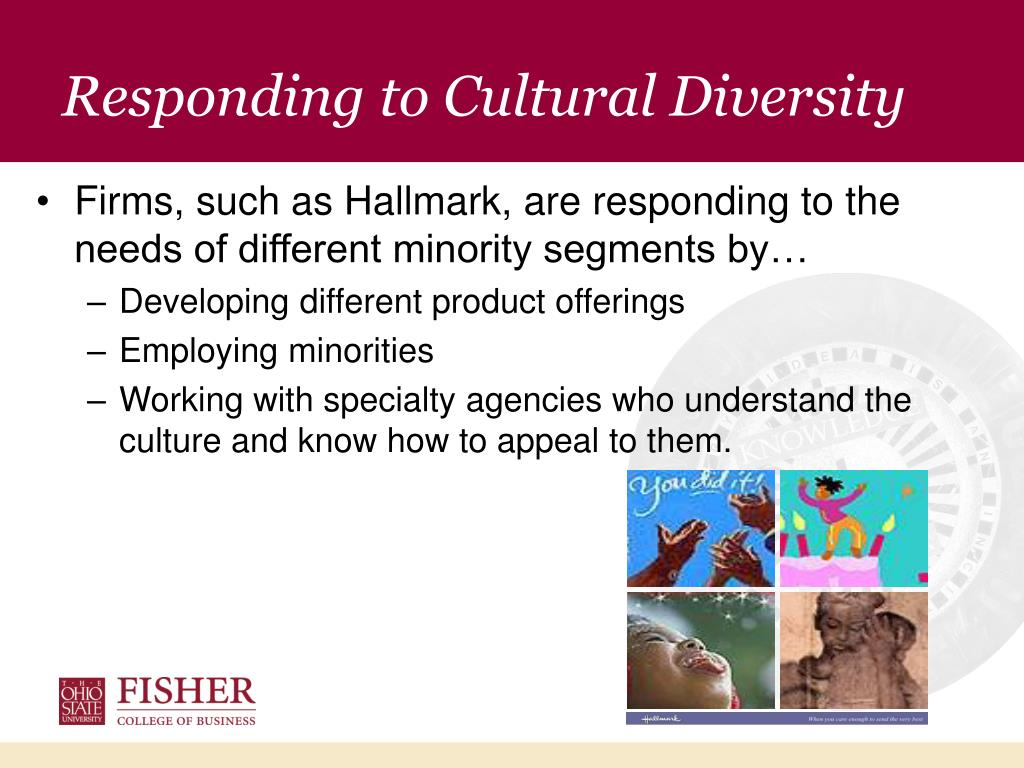 Responding to Cultural Diversity