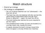 match structure15