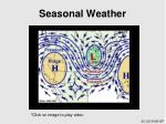 seasonal weather