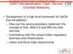 gisfi standardisation topic service oriented networks17
