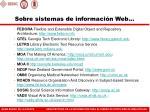 sobre sistemas de informaci n web1