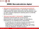 www marcado edici n digital