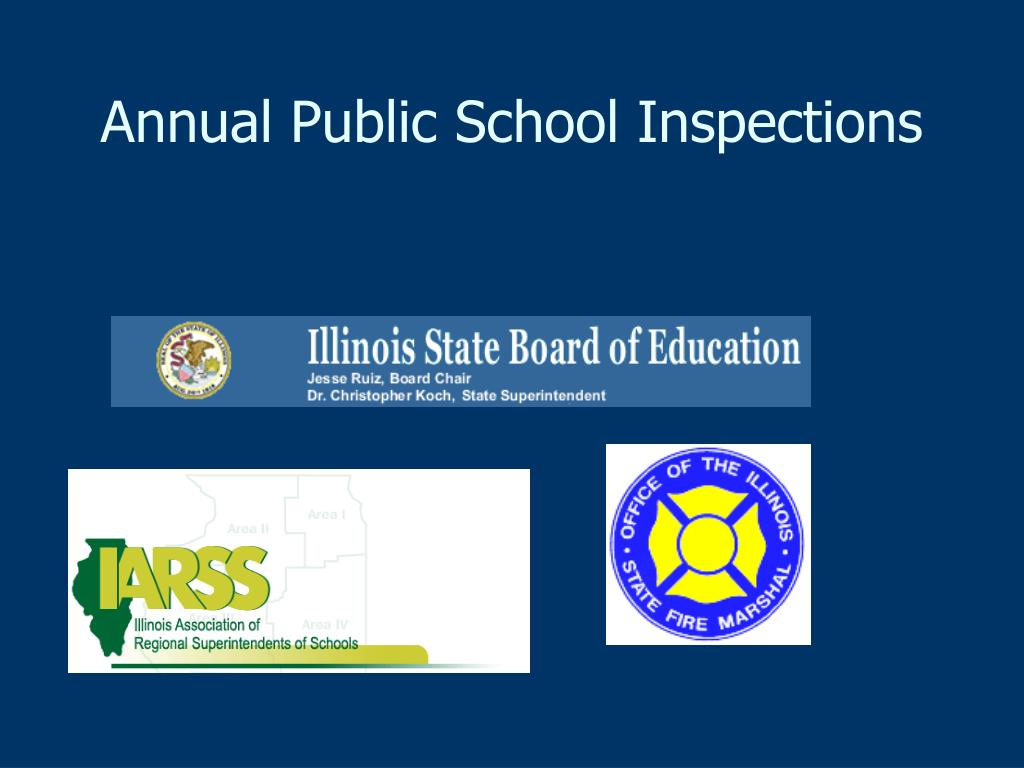 annual public school inspections l.