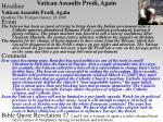 vatican assaults prodi again