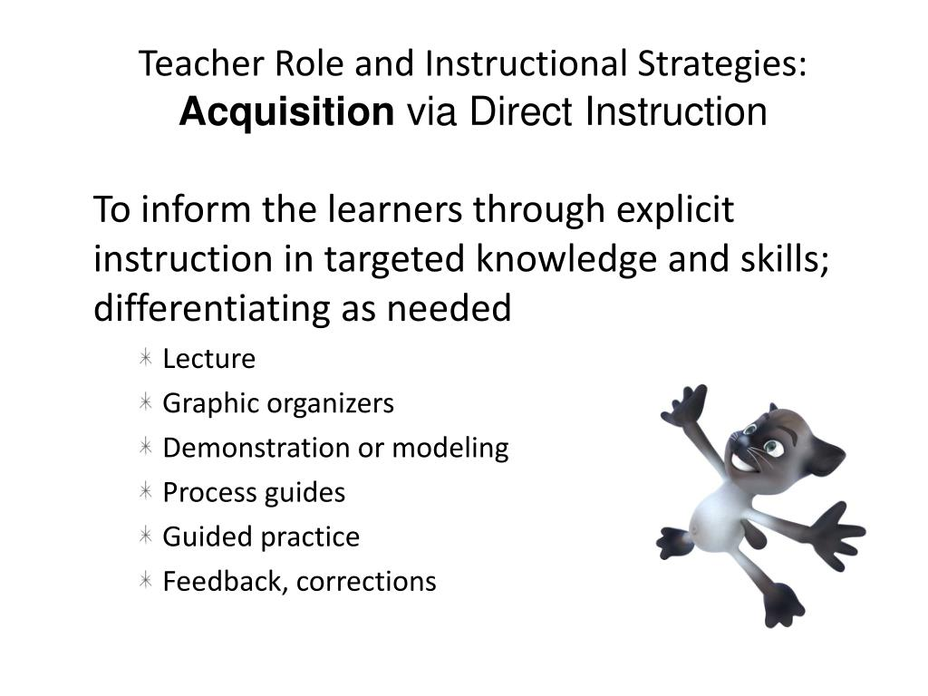 role of teacher as instructional input And instruction would fit into the model as data input, data output and  it is  possible, of course, for one person to take on all three roles (teacher, sociologist  and.