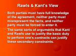 rawls kant s view5
