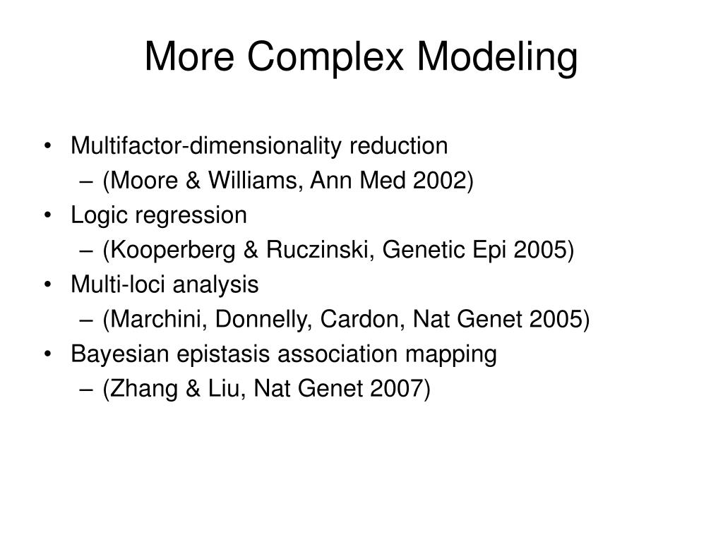 PPT - Molecular & Genetic Epi 217 Association Studies