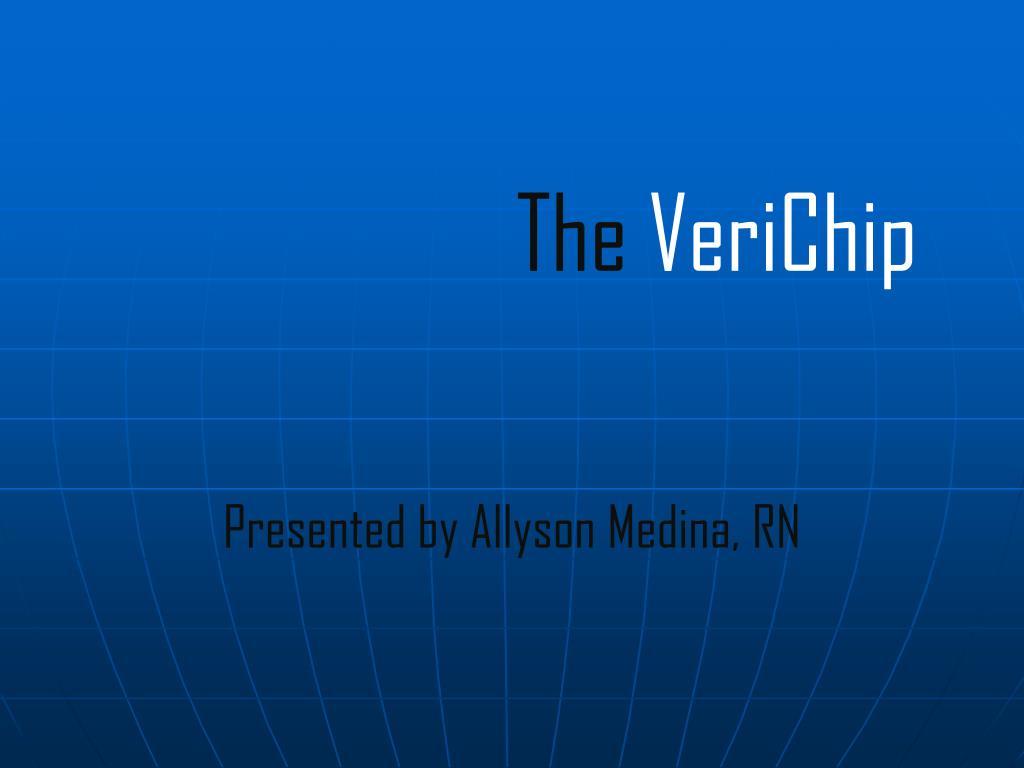 the verichip l.