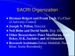 sacri organization