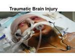 traumatic brain injury1