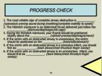 progress check19