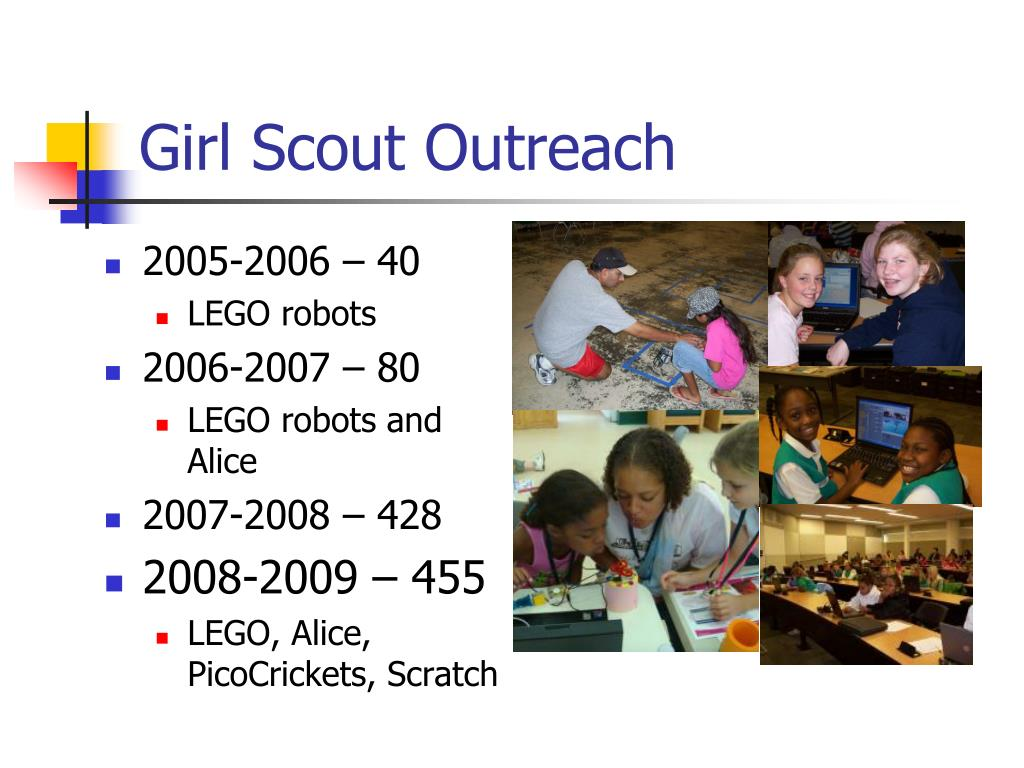 Girl Scout Outreach