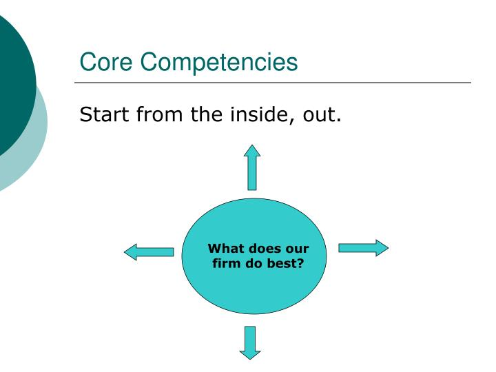 analysis of disneys main core competencies The parks and resorts segment is comprised of walt disney world resort in florida, disneyland resort in california, aulani in hawaii, disney vacation club, disney cruise line, and adventures by disney.