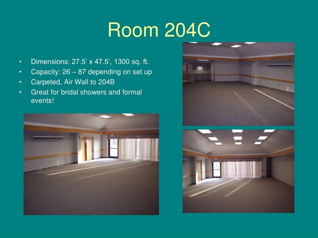 Room 204C