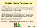 radiation safety fundamentals8