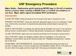 usf emergency procedure31