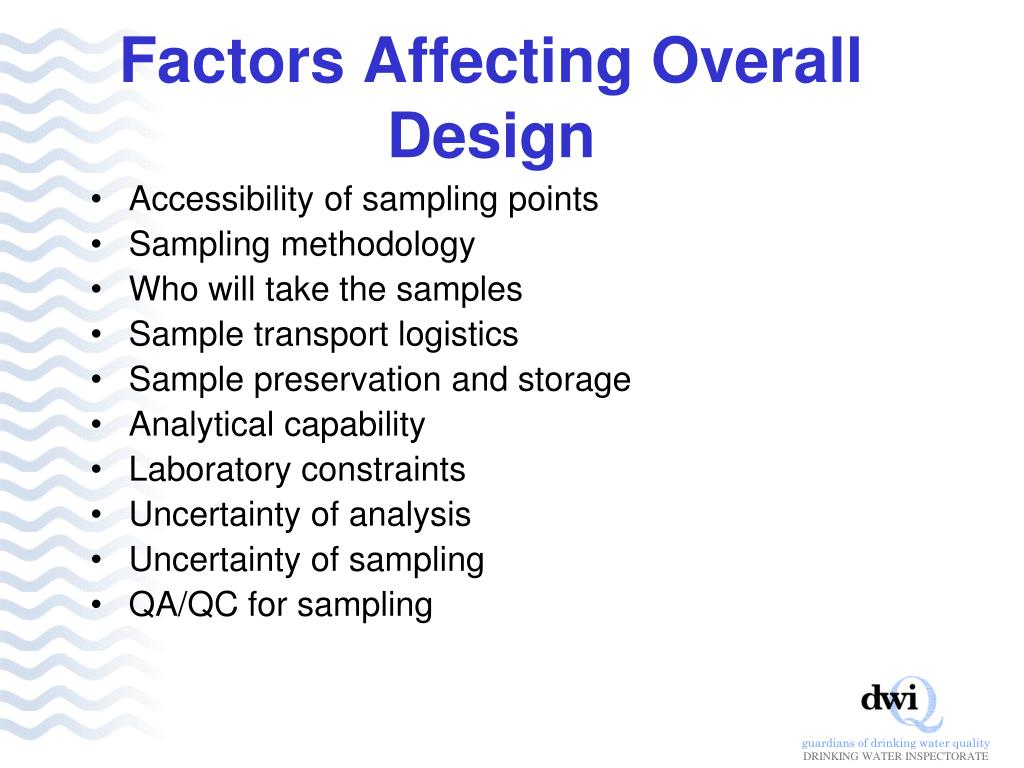 Factors Affecting Overall Design