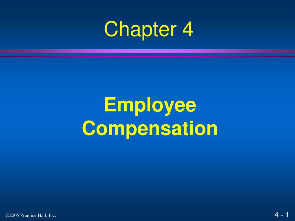 employee compensation l.