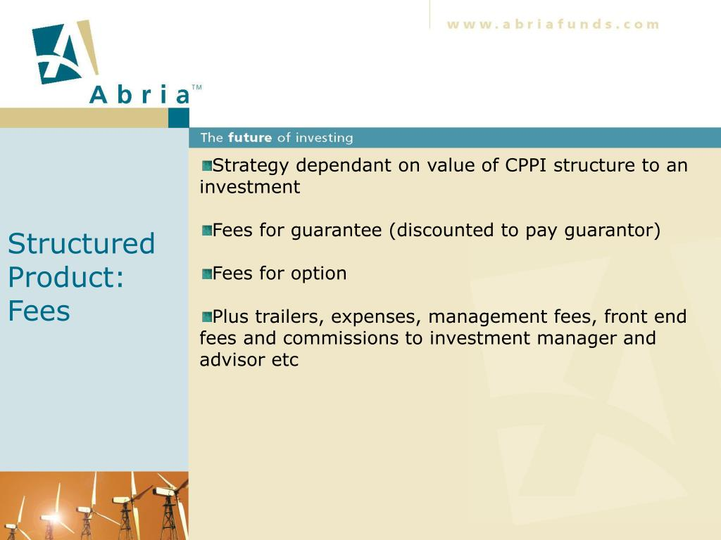 Structured Product: