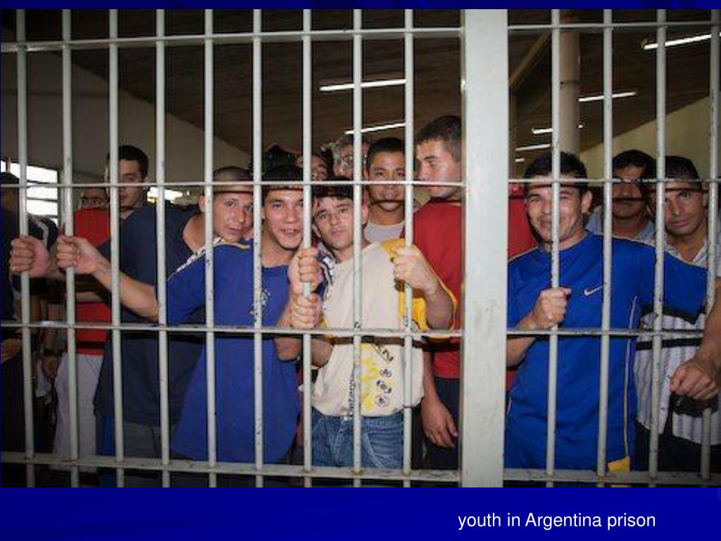 youth in Argentina prison