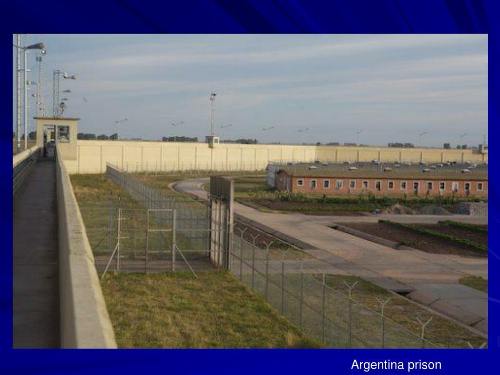 Argentina prison