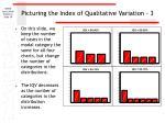 picturing the index of qualitative variation 3