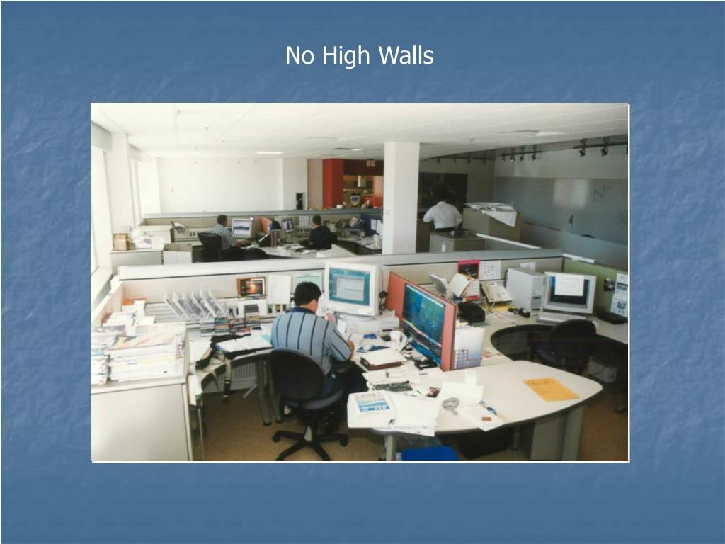 No High Walls