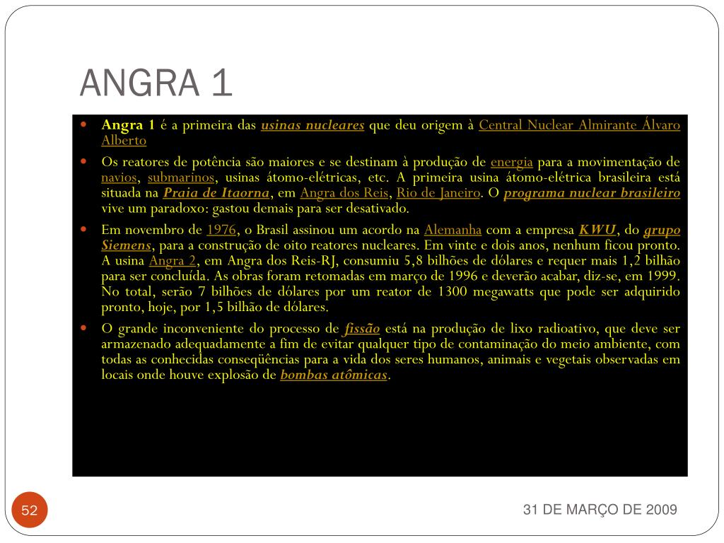 ANGRA 1