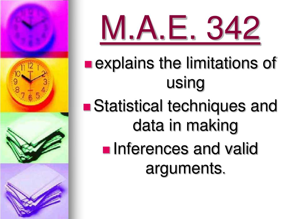 M.A.E. 342