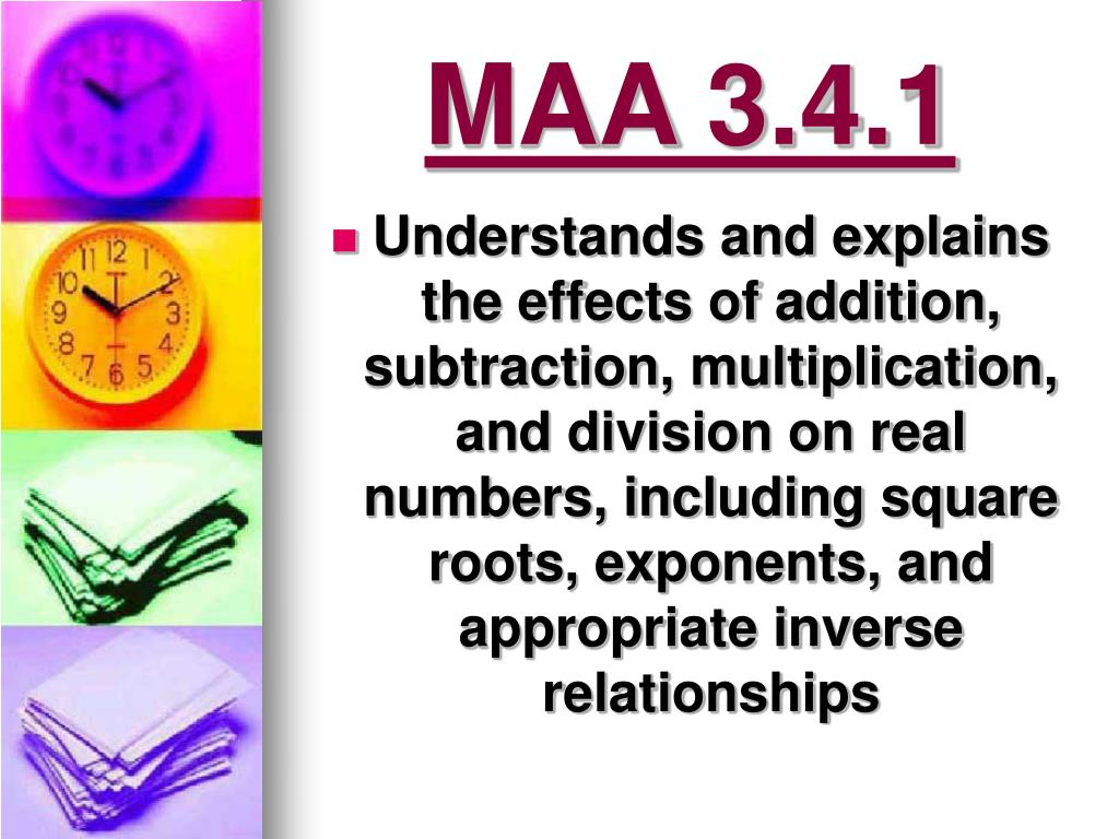 MAA 3.4.1