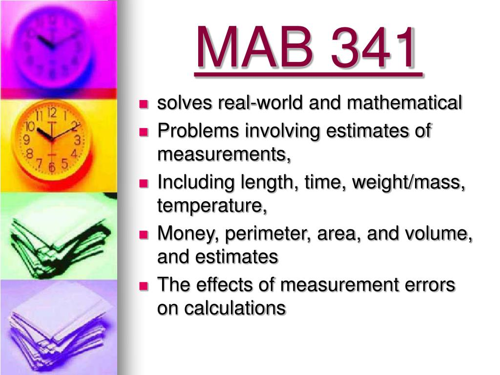 MAB 341