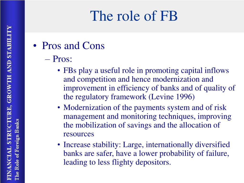The role of FB