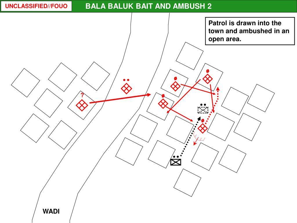 BALA BALUK BAIT AND AMBUSH 2