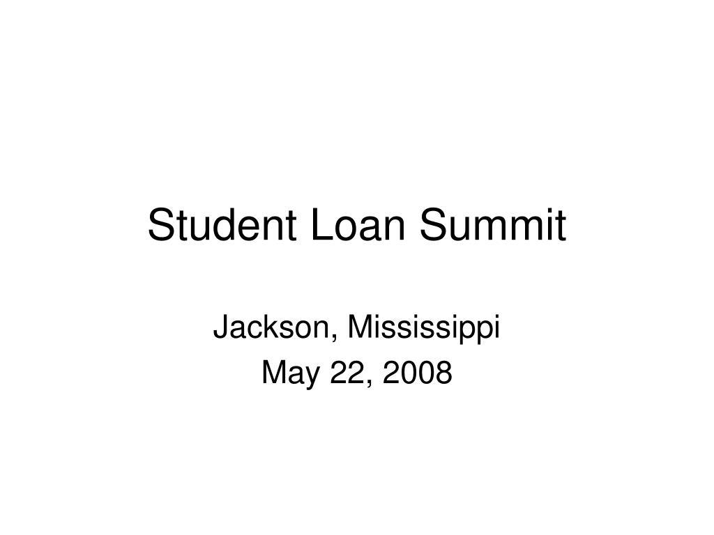 student loan summit l.