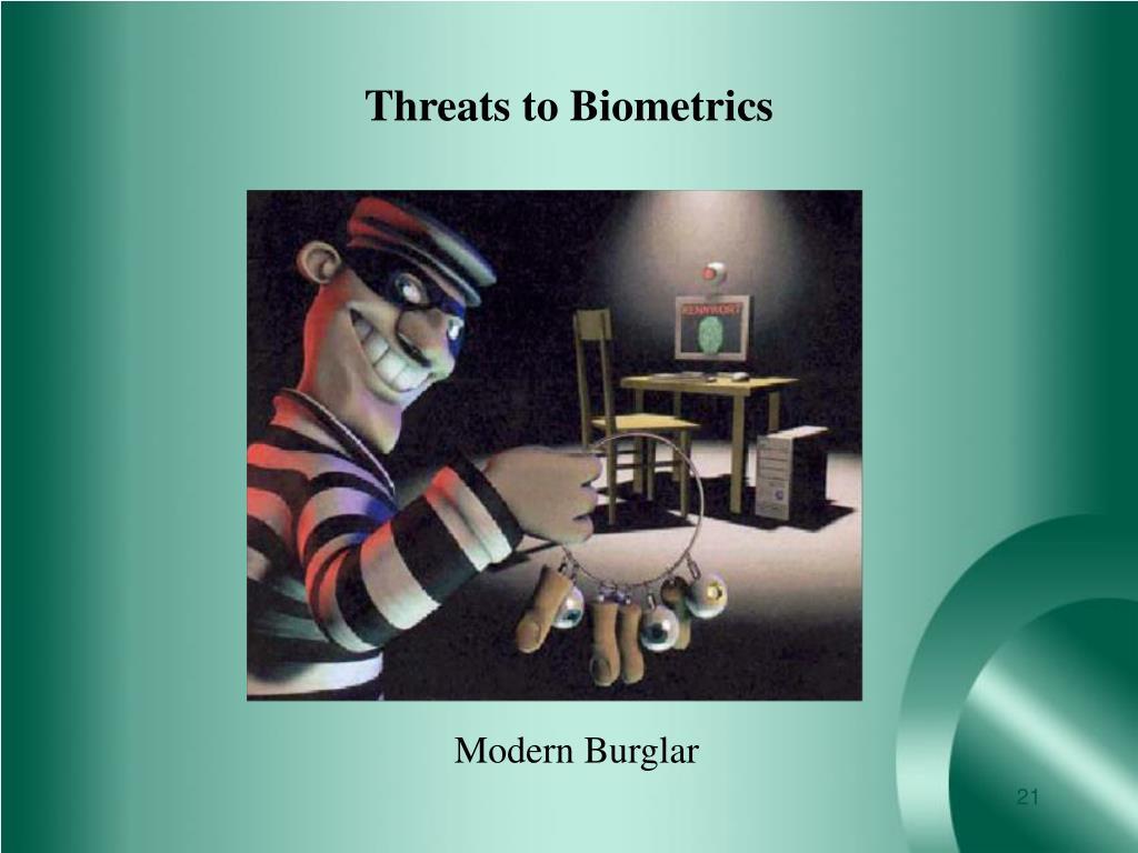 Threats to Biometrics