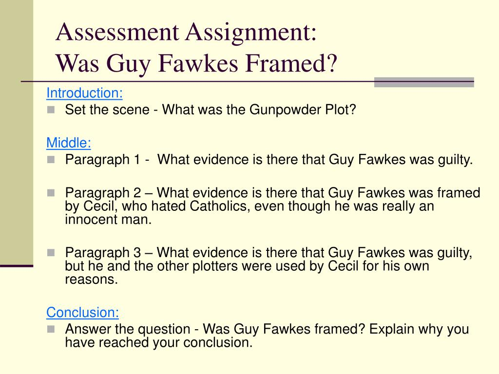 Was guy fawkes guilty or framed essay. Research paper Academic ...