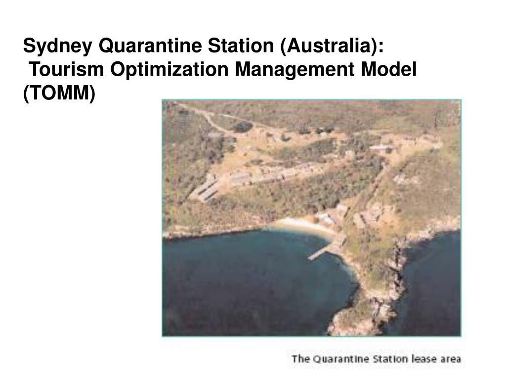Sydney Quarantine Station (Australia):