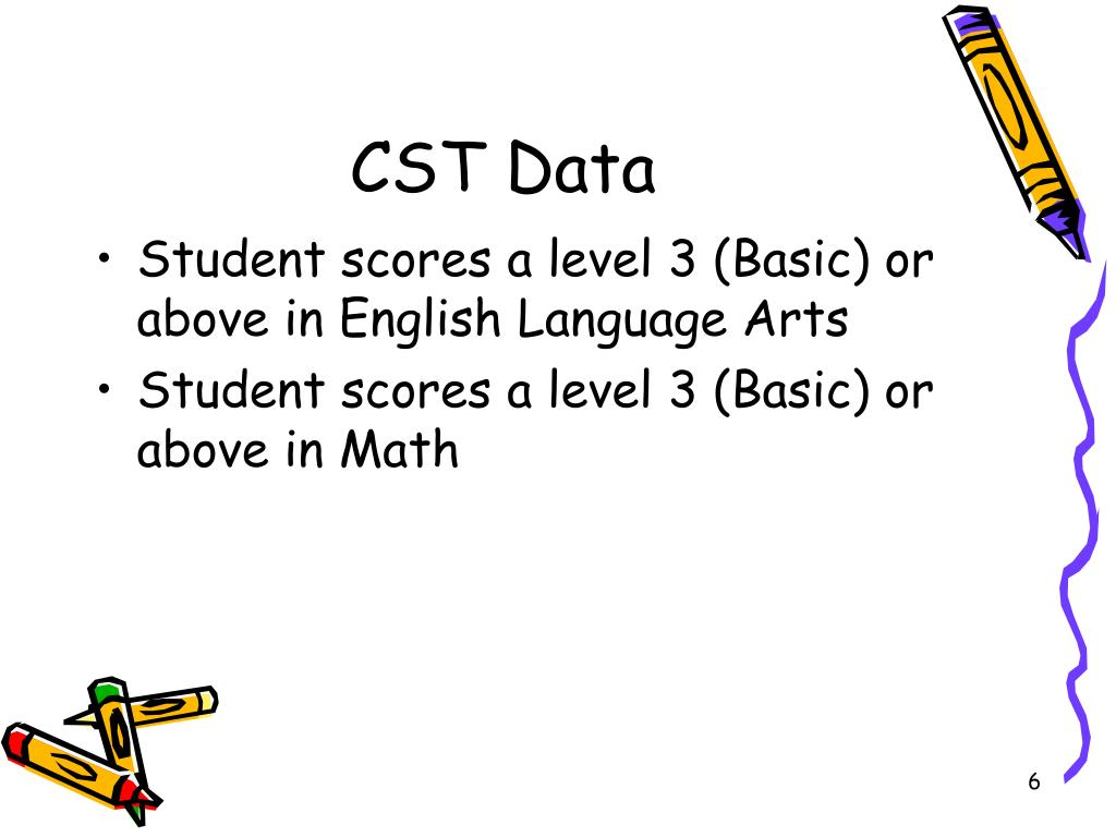 CST Data