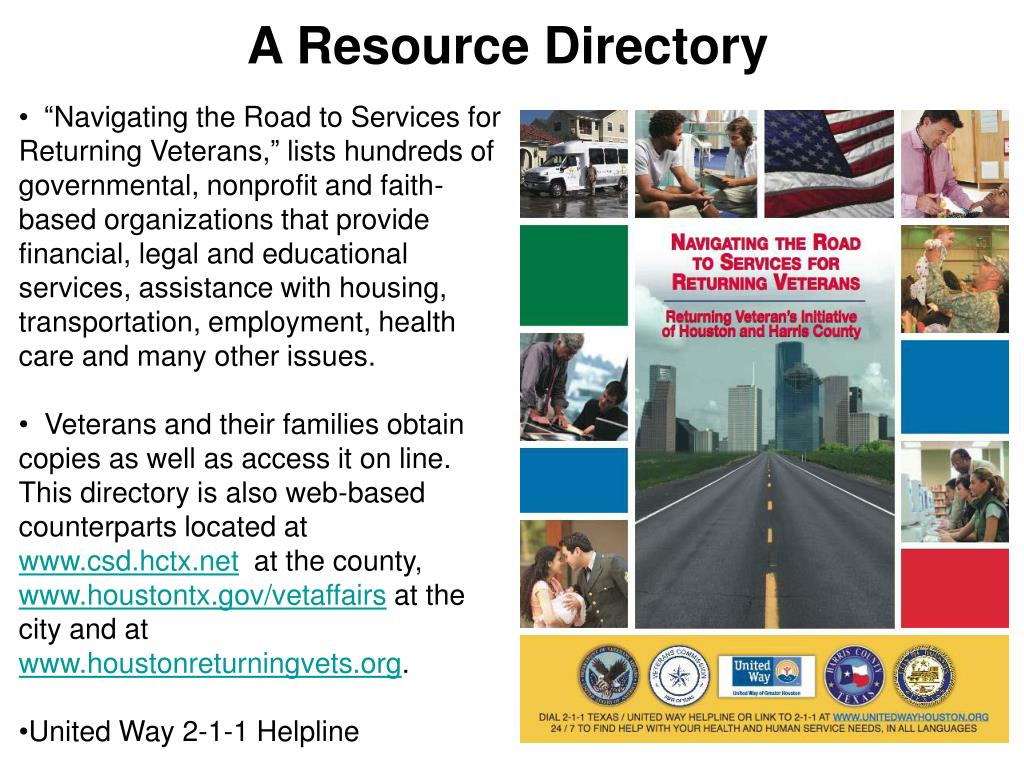A Resource Directory