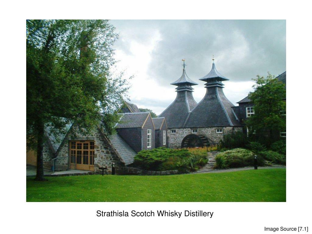 Strathisla Scotch Whisky Distillery