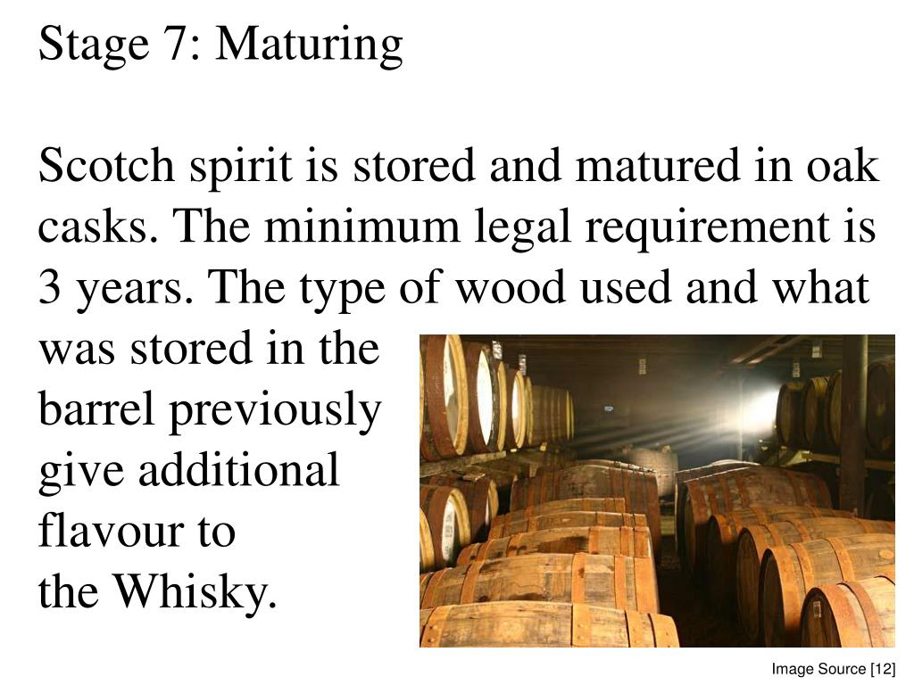 Stage 7: Maturing
