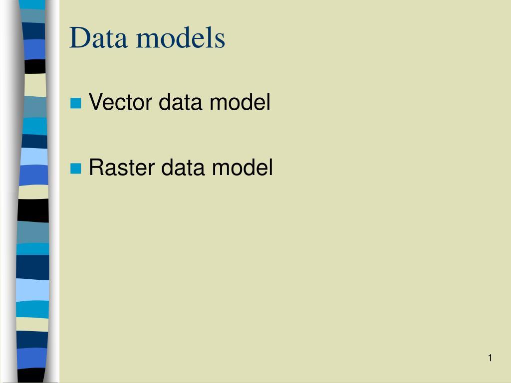 data models l.