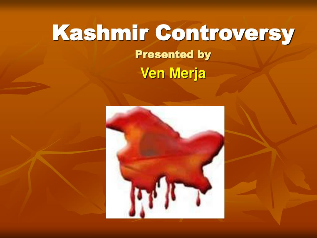 Kashmir Controversy
