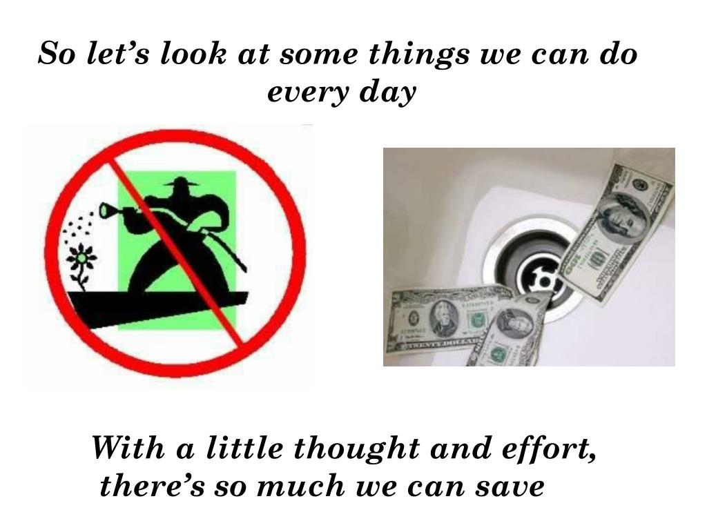 So let's look at some things we can do
