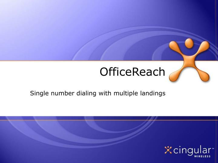 OfficeReach