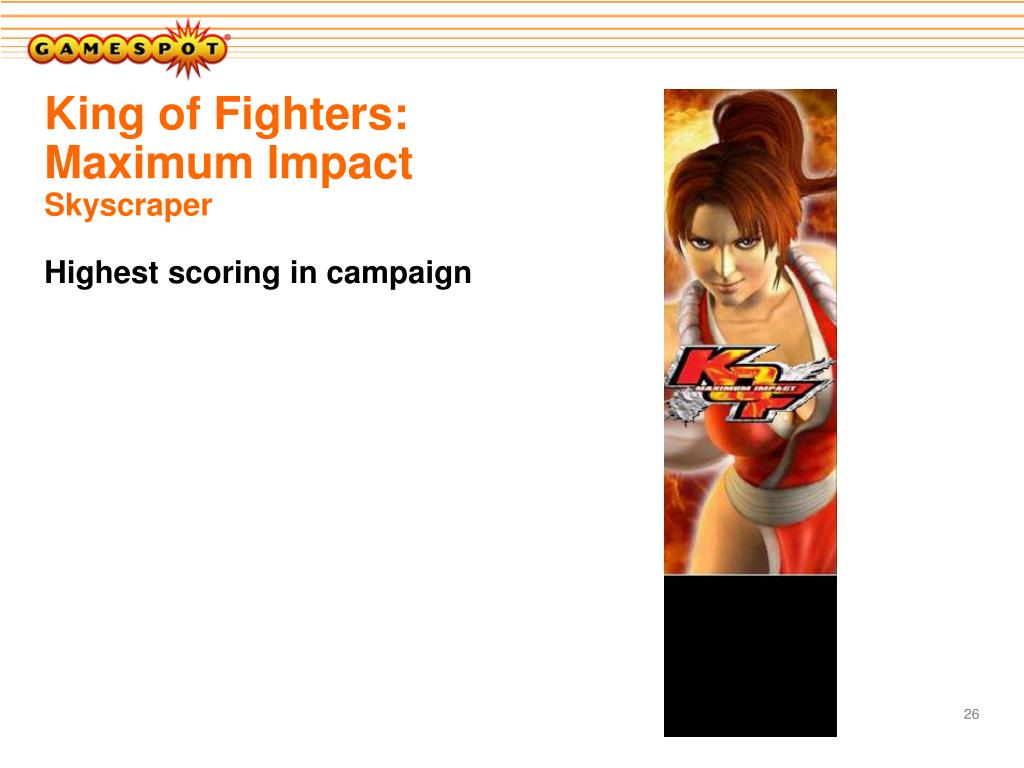 King of Fighters: