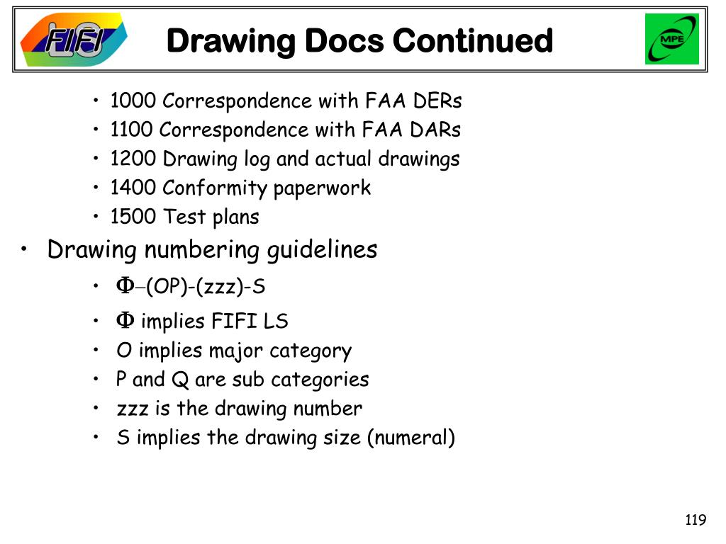 Drawing Docs Continued