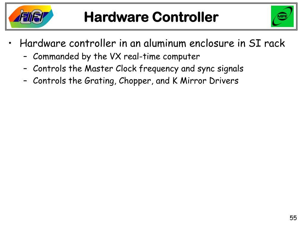 Hardware Controller