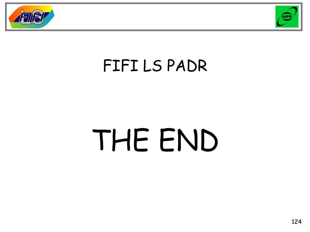 FIFI LS PADR