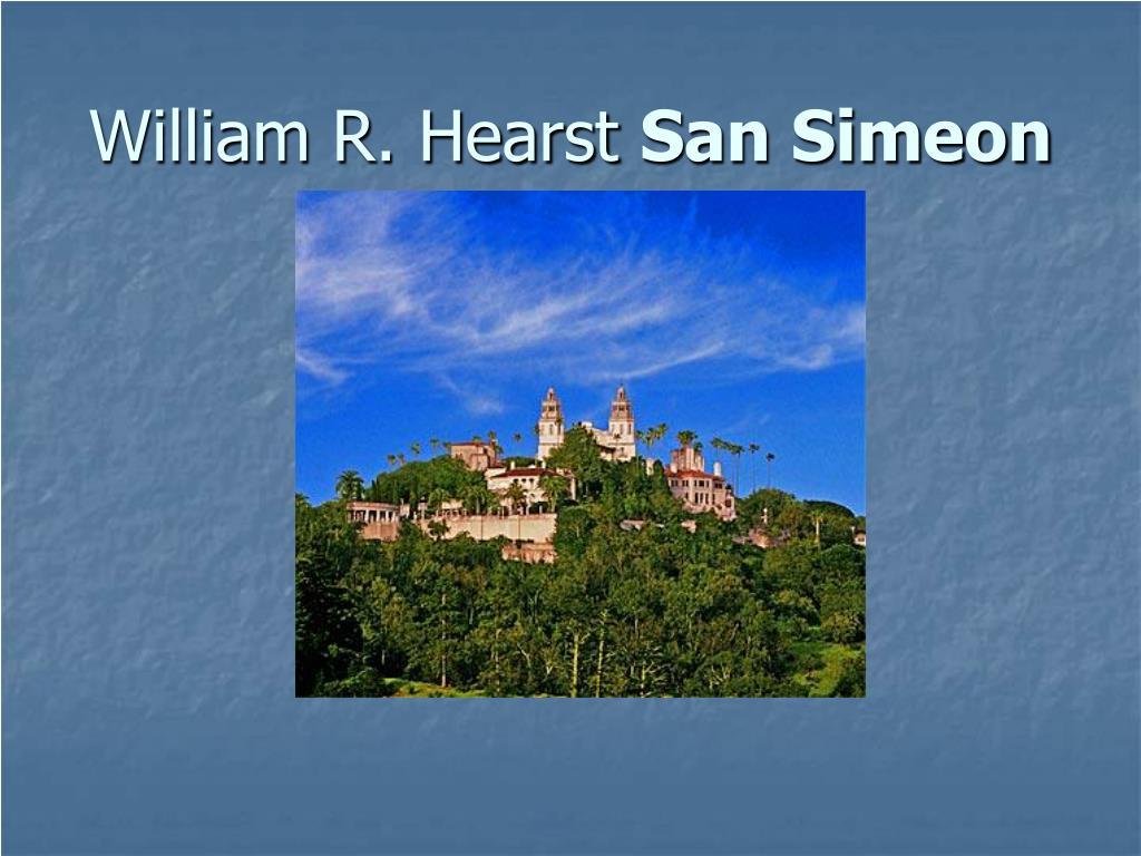 William R. Hearst